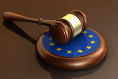 European Union Laws Eu Parliament Royalty Free Stock Images
