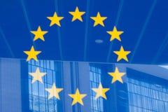 European Union logo or brand Stock Photography