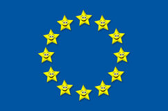 European Union Recovery Royalty Free Stock Photos