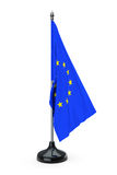 European Union's flag Royalty Free Stock Photos