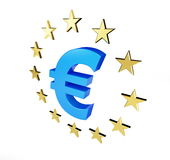 European union sign Stock Photography