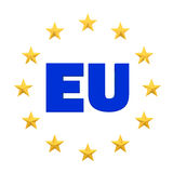 European Union Symbol Royalty Free Stock Images