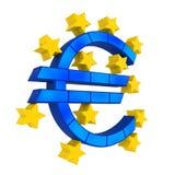 European Union Symbol Stock Image