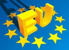 European union symbols Stock Image