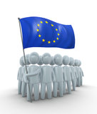 European unity Royalty Free Stock Images