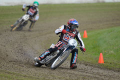 European Veteran Longtrack Series Stock Image