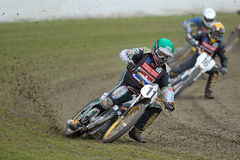 European Veteran Longtrack Series Royalty Free Stock Image