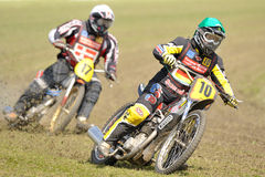 European Veteran Longtrack Series Royalty Free Stock Photos
