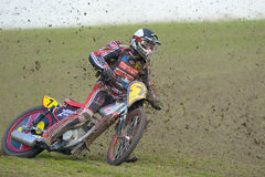 European Veteran Longtrack Series. 2013 in Eenrum (Nederlands Stock Image