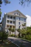 European villa house Royalty Free Stock Photos
