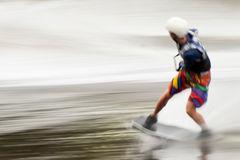 European Wakeboard Masters Royalty Free Stock Photo