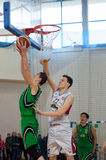 European youth basketball league Stock Photo