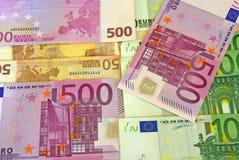 Europees geld Royalty-vrije Stock Foto's