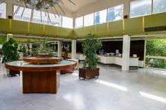 Europees hotel Royalty-vrije Stock Afbeeldingen