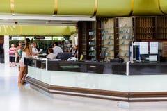 Europees hotel Stock Afbeeldingen