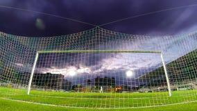Europees onder-21 Kampioenschaps Kwalificerend spel de Oekraïne v van UEFA Nederland stock footage