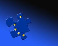 Europees raadsel royalty-vrije illustratie