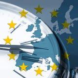 Europees tijdconcept Royalty-vrije Stock Foto