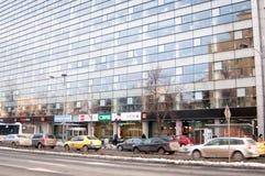 Europehouse byggnad Royaltyfri Bild