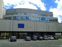 Europeisk byrå för globala system för navigering satellit- Royaltyfri Fotografi
