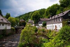 europeisk gammal town Royaltyfri Fotografi