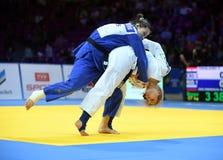 Europeisk judomästerskapWarszawa 2017, Royaltyfri Fotografi