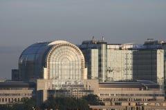 europeisk parlament arkivbild