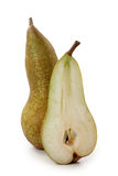 europeisk pear Royaltyfri Fotografi