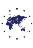 europeisk utvidgningsunion Arkivfoton