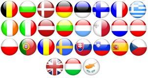 Europeiska union Arkivbild