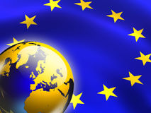 Europeiska union Arkivfoton