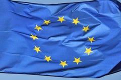 Europeiskt flaggaflyg arkivfoto