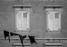 Europeiskt landskap för stad fotografering för bildbyråer