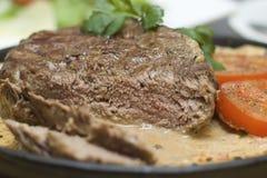 europeiskt matgourmet för kokkonst arkivfoton