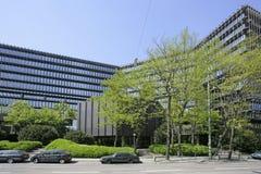 Europeiskt patenterat kontor i Munich royaltyfria bilder