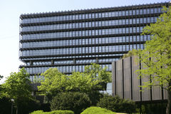 Europeiskt patenterat kontor i Munich royaltyfri fotografi