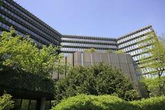 Europeiskt patenterat kontor i Munich arkivbilder