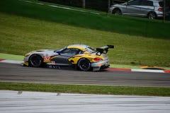 Europejczyka Le Mans serie BMW Z4 GT3 przy Imola 2015 Zdjęcia Stock
