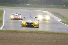 Europejczyka Le Mans serie Imola Zdjęcia Royalty Free