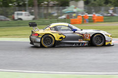 Europejczyka Le Mans serie Imola Zdjęcia Stock