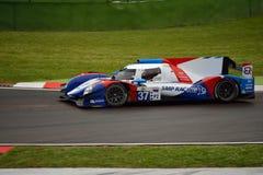 Europejczyka Le Mans serii LMP2 pierwowzór przy Imola 2015 Zdjęcie Royalty Free