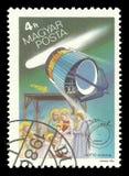 Europejska Agencja Kosmiczna Giotto Zdjęcie Stock