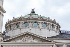 Europejska architektura Zdjęcia Stock