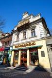 Europejska, famous cafe in Zakopane Royalty Free Stock Images