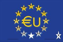 europejska hierarchia Zdjęcia Stock