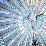 Europejski architektura abstrakta tło Zdjęcia Royalty Free