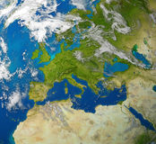 europejski Europe zjednoczenie Zdjęcie Stock