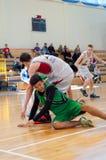Europejski młodości koszykówki liga Zdjęcia Stock
