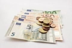 Europejski pieniądze 27 Fotografia Royalty Free