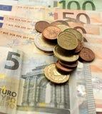 Europejski pieniądze 29 Obrazy Royalty Free